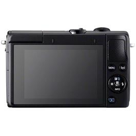 Canon EOS M100 Body With EF-M 15-45mm f/3.5-6.3 IS STM Lens - Black Thumbnail Image 7